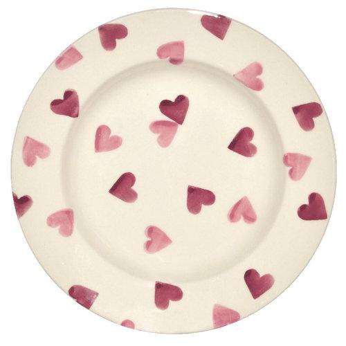 Emma Bridgewater 6.5 Plate Pink Hearts