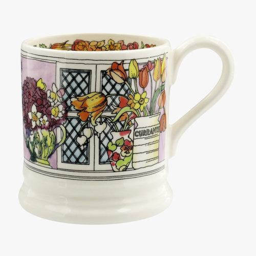 Emma Bridgewater 0.5 pt Mug Flowers & Vases