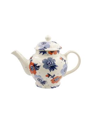 Emma Bridgewater 3 Mug Teapot Anemone