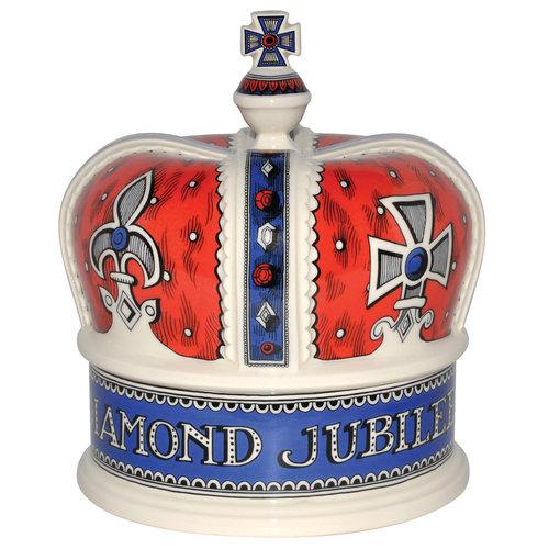Emma Bridgewater Crown Boxed Diamond Jubilee