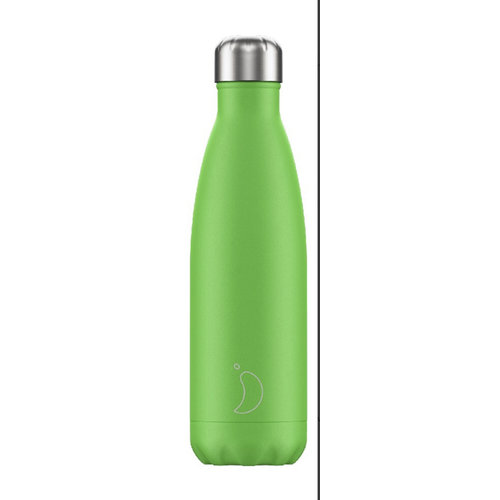 Chilly's Bottle Chilly's Bottle 500ml Neon Green