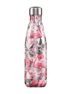 Chilly's Chilly's Bottle 500ml Flamingo