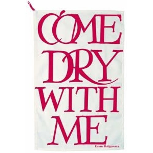 Emma Bridgewater Theedoek Come Dry with Me