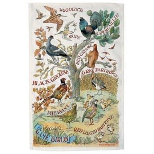 Emma Bridgewater Theedoek Game Birds