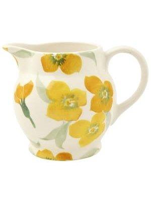 Emma Bridgewater 0.25 pt Jug Yellow Wallflower