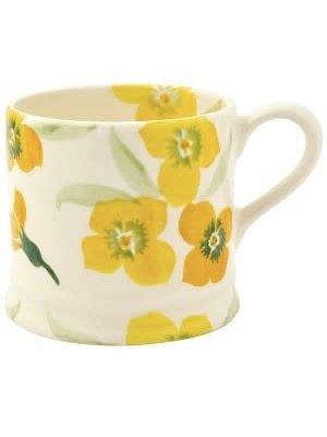 Emma Bridgewater Small Mug Yellow Wallflower