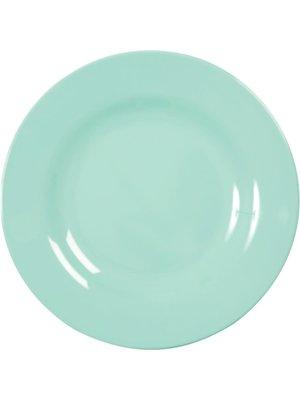 Rice Melamine diner bord Dark Mint