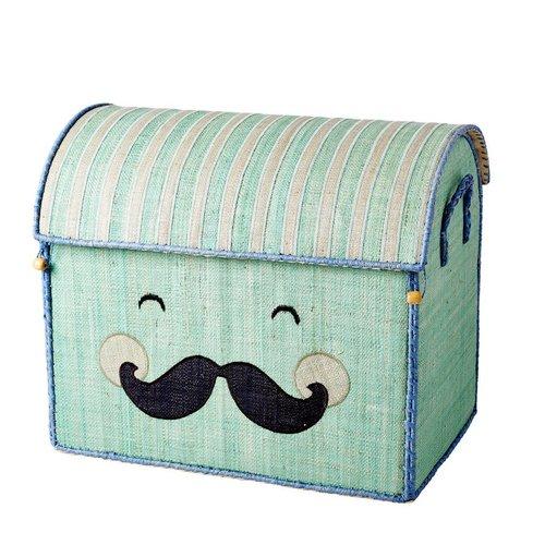 Rice Raffia House L Moustache