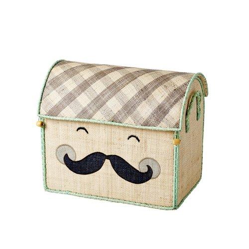 Rice Raffia House S Moustache