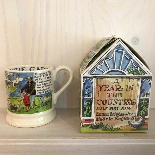 Emma Bridgewater 0.5 pt Mug Gardener