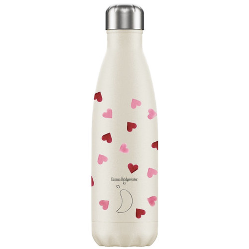Chilly's Bottle Chilly's Bottle 500ml Pink Hearts