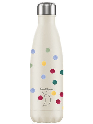 Chilly's Chilly's Bottle 500ml Polka Dots Emma Bridgewater