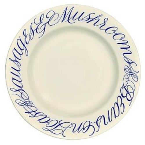 Emma Bridgewater 10.5 Plate Copperplate
