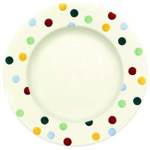 Emma Bridgewater 10.5 Plate Polka Dot