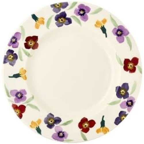 Emma Bridgewater 10.5 Plate Wallflower