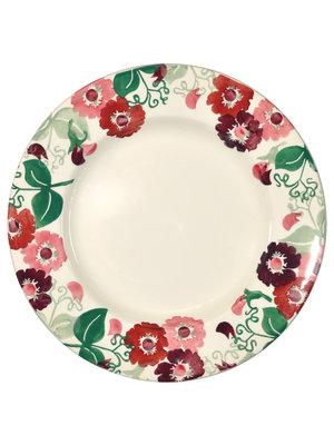 Emma Bridgewater 10.5 Plate Zinnia