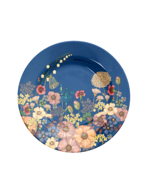 Rice Melamine lunch bord Flower Collage