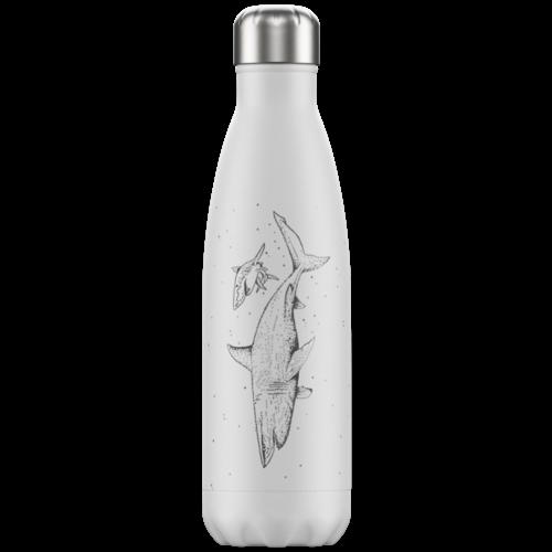 Chilly's Bottle Chilly's Bottle 500ml Shark