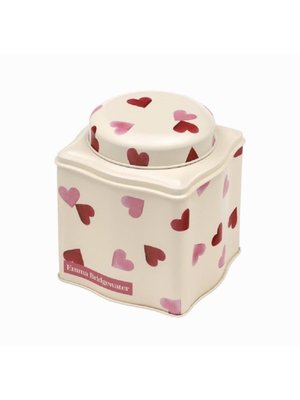 Emma Bridgewater Blik dome Lid Pink Hearts