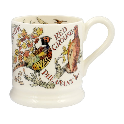 Emma Bridgewater 0.5 pt Mug Game Birds AW19