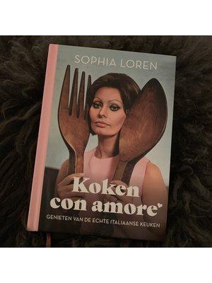 Koken con amore - Sophia Loren