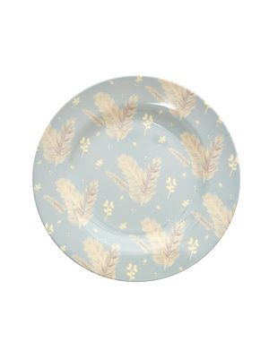 Rice Melamine lunch bord Feather