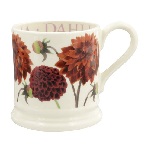 Emma Bridgewater 0.5 pt Mug Dahlia