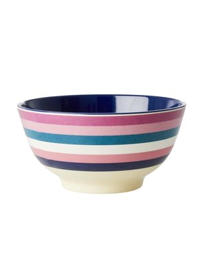 Rice Melamine kom Stripe