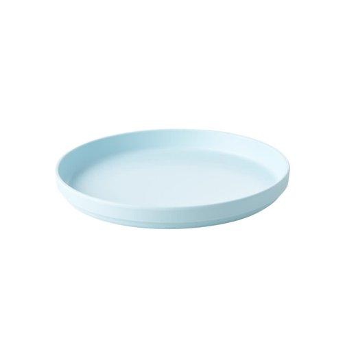Rice Bord Natural Fibre pastel blue