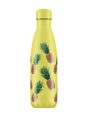 Chilly's Chilly's Bottle 500ml Pine-apple