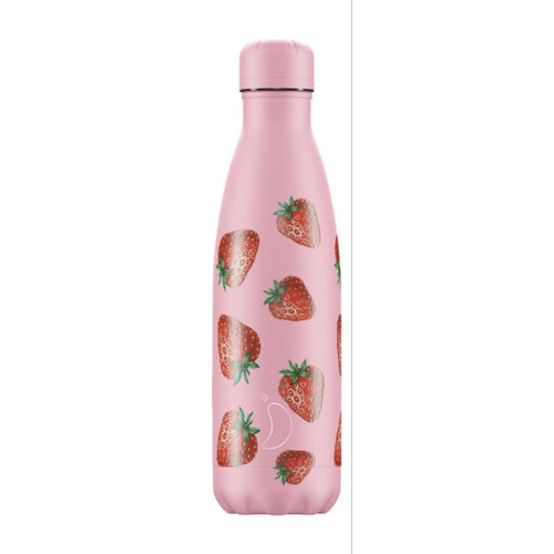 Chilly's Bottle Chilly's Bottle 500ml Strawberry