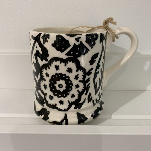 Emma Bridgewater 0.5 pt Mug Black Wallpaper