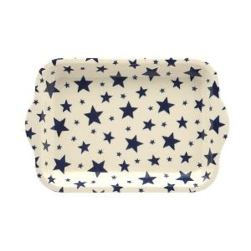 Emma Bridgewater Melamine Tray S Starry Skies