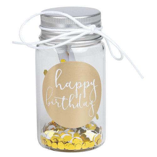 Räder Little gift glass Happy Birthday