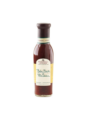 Stonewall Kitchen Baby Back Rib sauce 325ml