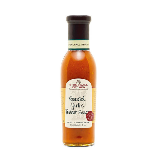 Stonewall Kitchen Roasted Garlic Peanut sauce 325ml