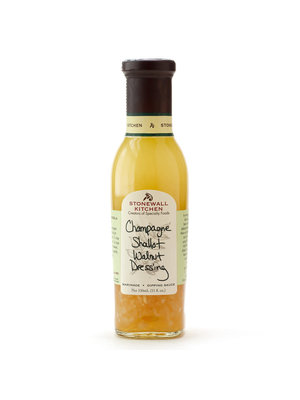 Stonewall Kitchen Champagne shallot Walnut dressing 325ml