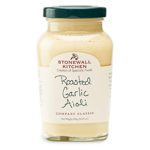 Stonewall Kitchen Roasted Garlic Aioli 303ml