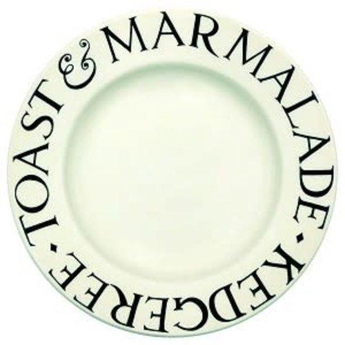 Emma Bridgewater 8.5 Plate Black Toast
