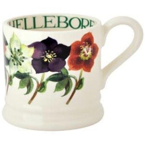 Emma Bridgewater Small Mug Hellebore multi