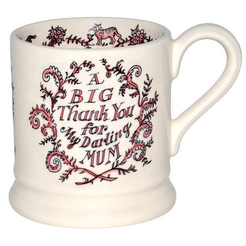 Emma Bridgewater 0.5 pt Mug Mum Darling
