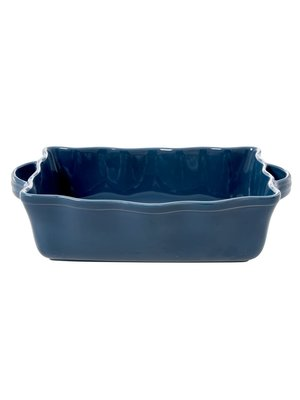 Rice Oven Dish large Dark Blue