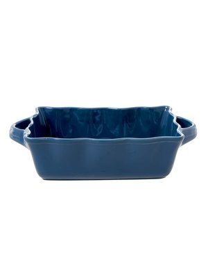 Rice Ovenschaal medium Dark Blue