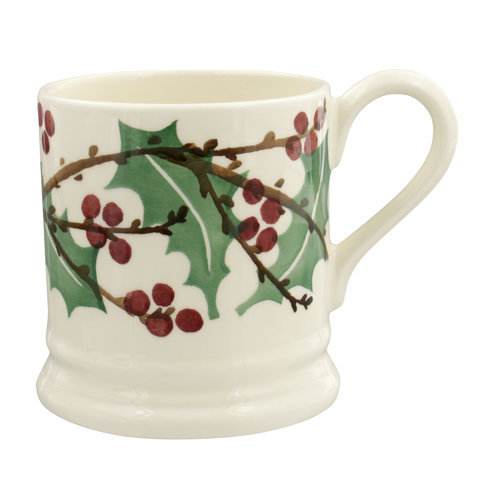 Emma Bridgewater 0.5 pt Mug Winterberry