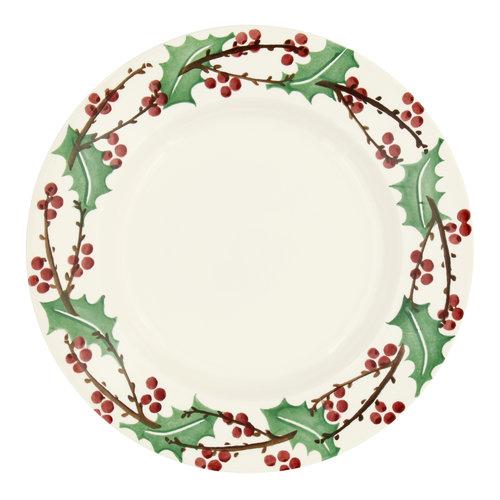 Emma Bridgewater 10.5 Plate Winterberry