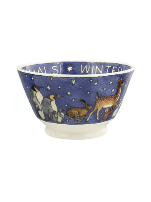 Emma Bridgewater Kom Old Bowl Winter Animals