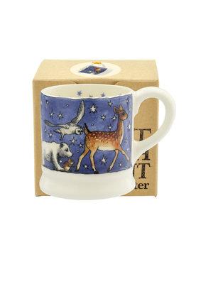 Emma Bridgewater Tiny Mug Winter Animals
