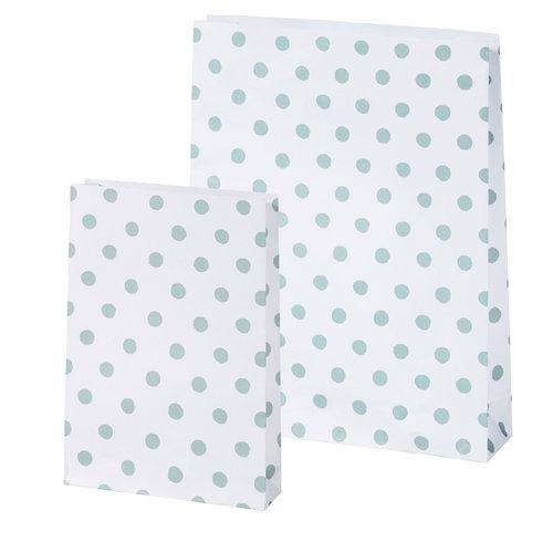 Räder Gift Bag Dots set/2