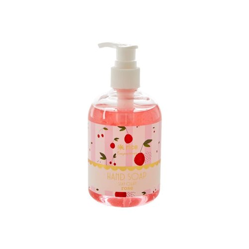 Rice Hand zeep Rose 320ml
