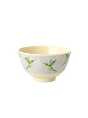 Rice Melamine kom small Hummingbird